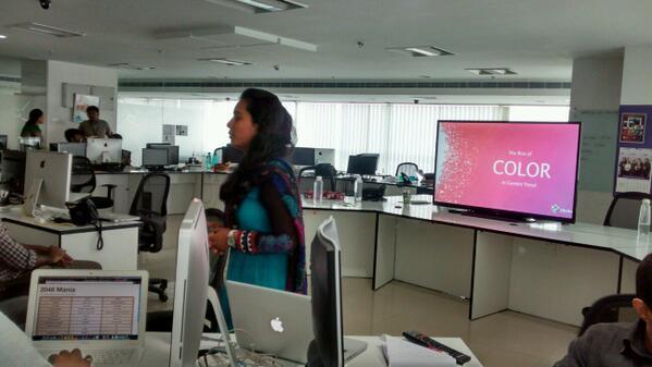 Design Meetup pic at Purpletalk