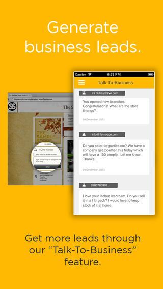 Nowfloats App