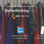 ONLINEWASHING.COM – Online Laundry Services in Hyderabad