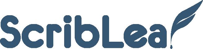 ScribLeaf-logo-blue