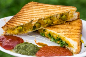 Grilled Masala Wich