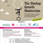 The Startup Growth Masterclass