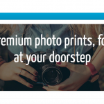 JustKapture – World's first free, premium photo printing & delivery service