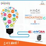 Smart City Hackathon at Hackers Summit