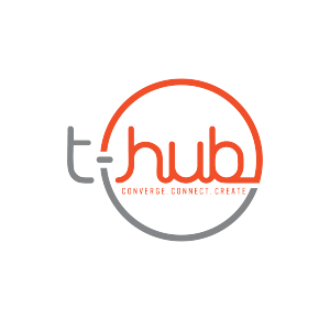 t hub logo
