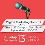 Digital Marketing Summit 2015