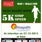 Stop Speed – 5k Run