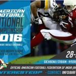 American Football National Championship 2016
