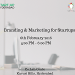 Branding & Marketing for Startups