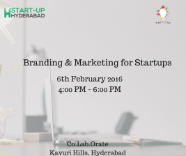 Start-up Hyderabad