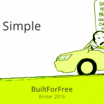 The success story of Built For Free's Winter 2016 edition