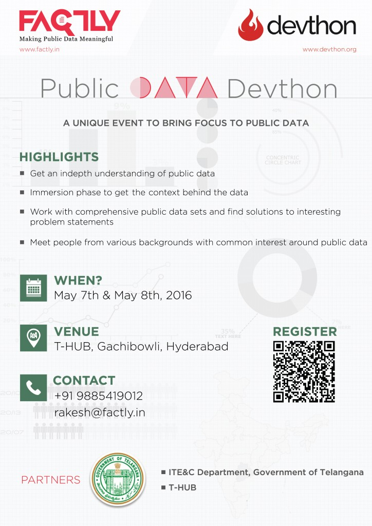 Factly Data Devthon
