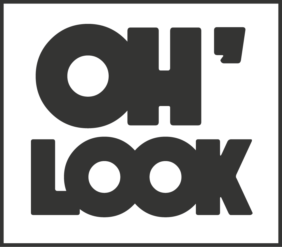 OhLook - Subscription Fashion Rental - Logo