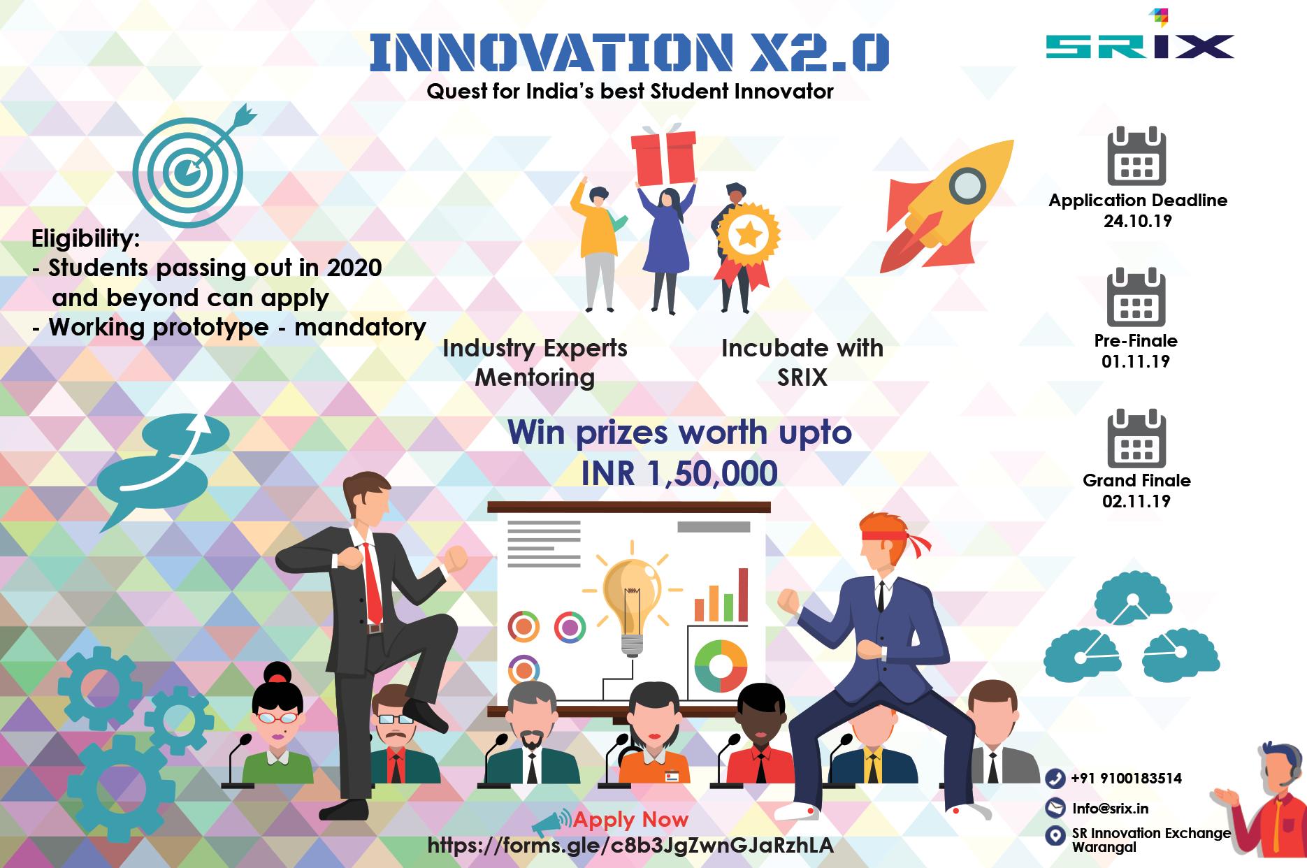 innovation x2.0