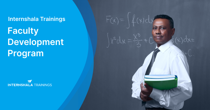 Internshala Trainings Faculty Development Program