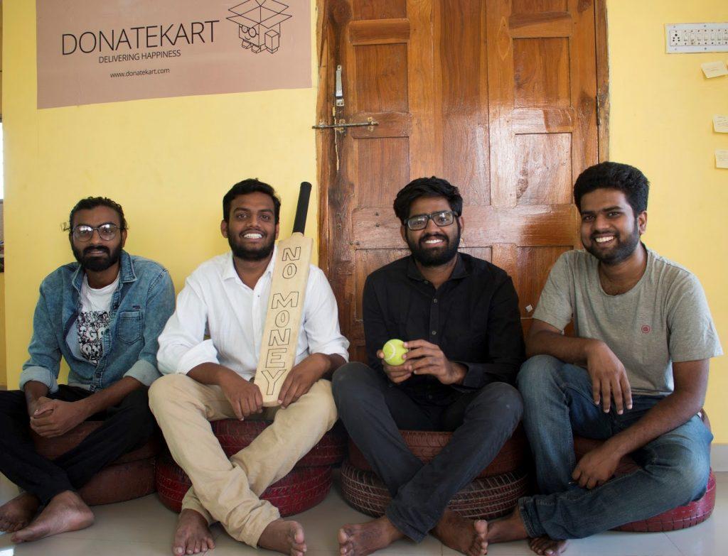 DONATEkart team