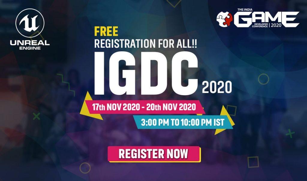 IGDC Virtual Event